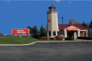 Public Storage - Clinton Township - 20200 Hall Road Facility at  20200 Hall Road, Clinton Township, MI