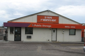 Public Storage - Wichita - 1201 West Carey Lane Facility at  1201 West Carey Lane, Wichita, KS
