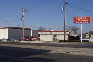 Public Storage - Wheeling - 990 S Milwaukee Road Facility at  990 S Milwaukee Road, Wheeling, IL