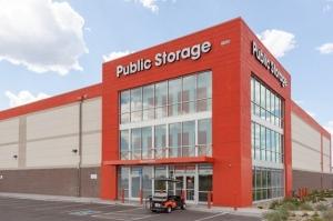 Public Storage - Colorado Springs - 3488 Astrozon Blvd Facility at  3488 Astrozon Blvd, Colorado Springs, CO