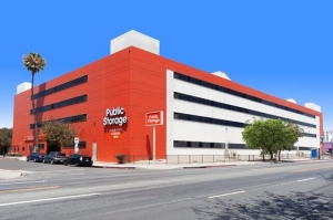Public Storage - West Hollywood - 6801 Santa Monica Blvd