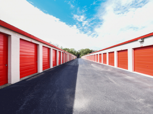 Storage Rentals of America - Kentwood Facility at  4309 Roger B Chaffee Memorial Boulevard Southeast, Wyoming, MI