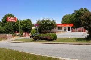 Public Storage - Atlanta - 2519 Chantilly Drive Facility at  2519 Chantilly Drive, Atlanta, GA