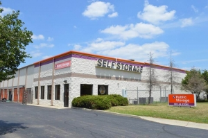Image of Public Storage - Indianapolis - 4310 E 62nd Street Facility at 4310 E 62nd Street  Indianapolis, IN