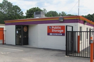 Public Storage - Richmond - 4805 Jefferson Davis Highway Facility at  4805 Jefferson Davis Highway, Richmond, VA