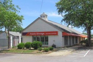 Public Storage - Raleigh - 3701 S Wilmington Street