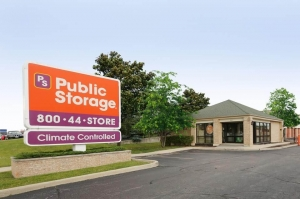 Public Storage - Tinley Park - 8201 159th Street