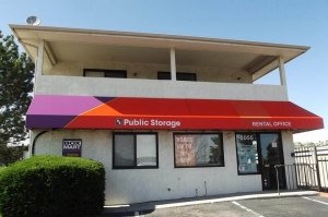 Public Storage - Colorado Springs - 5055 Centennial Blvd Facility at  5055 Centennial Blvd, Colorado Springs, CO