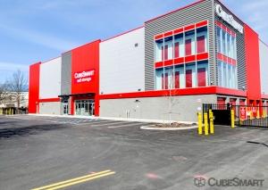 Image of CubeSmart Self Storage - NY Bethpage Stewart Facility at 909 Stewart Avenue  Bethpage, NY