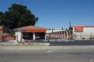 Public Storage - Carmichael - 7719 Fair Oaks Blvd Facility at  7719 Fair Oaks Blvd, Carmichael, CA