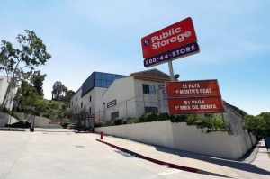 Public Storage - Los Angeles - 1712 Glendale Blvd Facility at  1712 Glendale Blvd, Los Angeles, CA