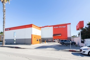 Image of Public Storage - Los Angeles - 11802 W Washington Blvd Facility at 11802 W Washington Blvd  Los Angeles, CA