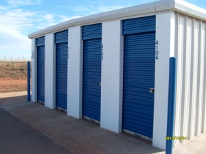 Waxhaw Mini Storage Facility at  6011 Waxhaw Highway, Mineral Springs, NC