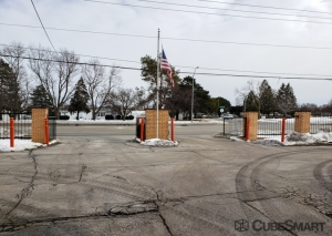 Image of CubeSmart Self Storage - West Des Moines Facility on 2001 Grand Avenue  in West Des Moines, IA - View 2