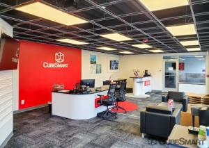 Image of CubeSmart Self Storage - NY Plainview Fairchild Avenue Facility on 150 Fairchild Avenue  in Plainview, NY - View 2