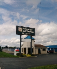 Advantage Self Storage - Depew Facility at  2938 Walden Ave, Depew, NY