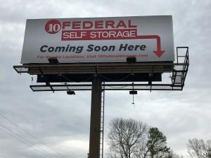 10 Federal Self Storage- 1579 Bakatsias Ln, Haw River, NC 27258 Facility at  1579 Bakatsias Lane, Haw River, NC