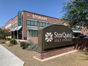 StorQuest - Garfield / Portland Facility at  1616 East Portland Street, Phoenix, AZ