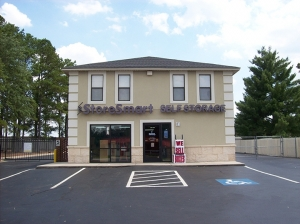 StoreSmart Self-Storage - Fayetteville, NC Facility at  5607 Camden Road, Fayetteville, NC