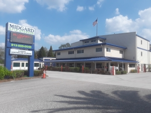 Midgard Self Storage - Lutz Facility at  23830 Florida 54, Lutz, FL