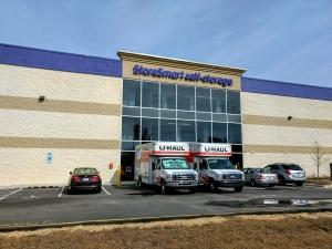 StoreSmart Self-Storage - Durham Facility at  1651 TW Alexander Drive, Durham, NC
