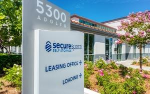 SecureSpace Self Storage Camarillo Facility at  5300 Adolfo Road, Camarillo, CA