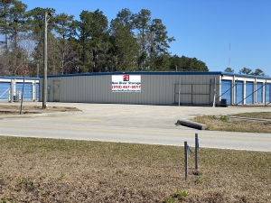 New River Storage Facility at  121 Broadhurst Road, Jacksonville, NC
