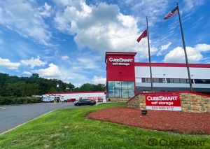 Image of CubeSmart Self Storage - MD Jessup Guilford Rd Facility on 10305 Guilford Road  in Jessup, MD - View 2