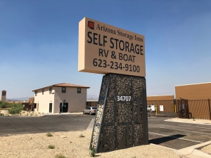 Arizona Storage Inns - Carefree Crossings Facility at  34707 North 7th Street, Phoenix, AZ