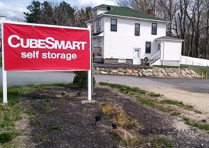 CubeSmart Self Storage MA Leicester Main St Facility at  1749 Main Street, Leicester, MA