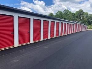 Blythe Landing Self Storage Facility at  14936 Brown Mill Road, Huntersville, NC