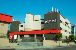 StorQuest - Los Angeles / National Facility at  10321 National Boulevard, Los Angeles, CA