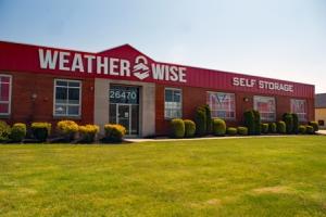 Weather Wise Self Storage Facility at  26470 Lakeland Boulevard, Euclid, OH