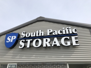 South Pacific Storage - Ida Facility at  7110 North 154th Street, Bennington, NE