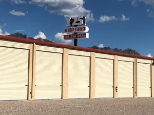 I25 Self-Storage Facility at  268 South Hill, Bernalillo, NM
