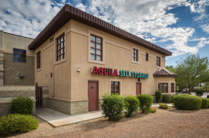 Aguila Self Storage Facility at  7815 South 35th Avenue, Phoenix, AZ