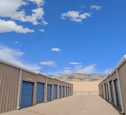 Hideaway Self Storage Facility at  10408 Menaul Boulevard Northeast, Albuquerque, NM