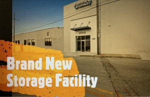 Shield Storage of Kansas City Facility at  1226 Chestnut Avenue, Kansas City, MO