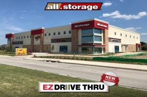 All Storage - I-35 Fort Worth - (E Basswood @ Sandshell) - 3300 Basswood Blvd Facility at  3300 Basswood Boulevard, Fort Worth, TX
