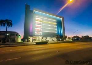 CubeSmart Self Storage - FL Miami NW 27th Ave Facility at  120 Northwest 27Th Avenue, Miami, FL