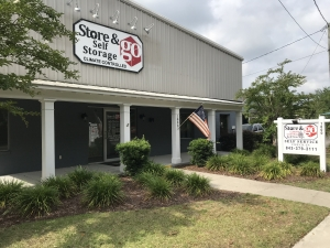 Store & Go Self Storage - 1800 Boundary Street Facility at  1800 Boundary Street, Beaufort, SC