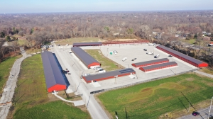 A+ Super Storage Facility at  396 Bethel Mine Road, Caseyville, IL