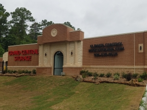 Grand Central Storage Facility at  1040 Gladstell Street, Conroe, TX