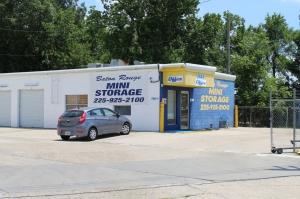 Baton Rouge Mini Storage #1 Facility at  7649 Airline Highway, Baton Rouge, LA