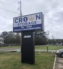 Crown Storage & RV Facility at  38068 Post Office Road, Prairieville, LA