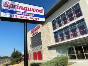 Springwood Self Storage Facility at  9206 Anderson Mill Road, Austin, TX
