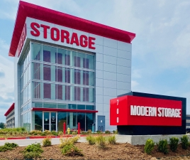 Modern Storage Bentonville Facility at  700 Southwest 14th Street, Bentonville, AR