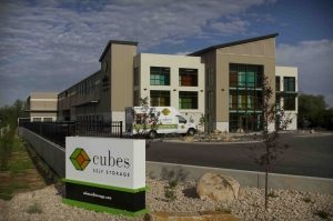 Cubes Self Storage - Farmington Facility at  761 Lagoon Drive, Farmington, UT