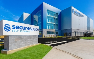 SecureSpace Self Storage Kearny Facility at  8 Breiderhoft Road, Kearny, NJ