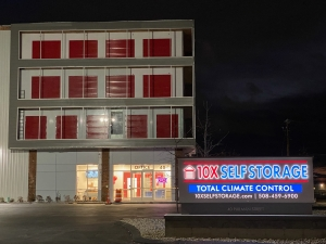 10X Self Storage Worcester Facility at  40 Pullman Street, Worcester, MA